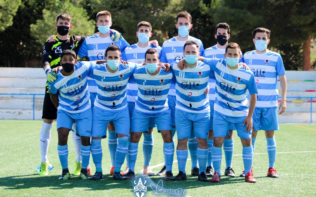 Tercera victoria consecutiva de la temporada para el Jumilla ACF